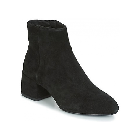 Ash DRAGON BIS women's Low Ankle Boots in Black