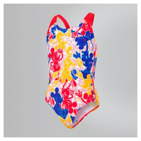 Kids Disney Mickey Mouse Allover Swimsuit Speedo