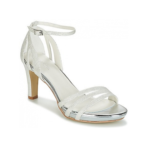 Menbur FABIOLA women's Sandals in White