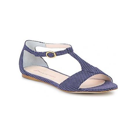Paul Joe Sister PERRY women's Sandals in Blue Paul & Joe