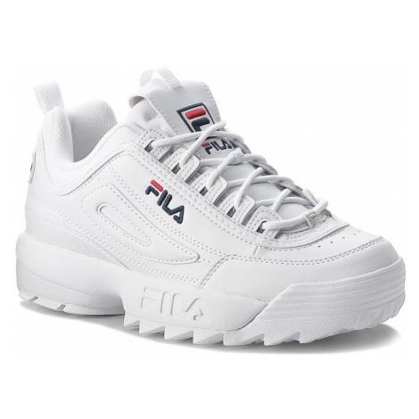 shoes Fila Disruptor Low - White - men´s