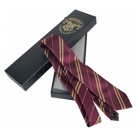 Harry Potter Gryffindor Tie red yellow