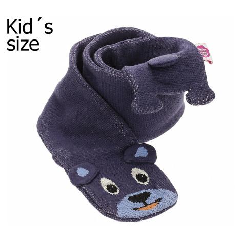 scarf Affenzahn Bobo Bear - Blue - kid´s