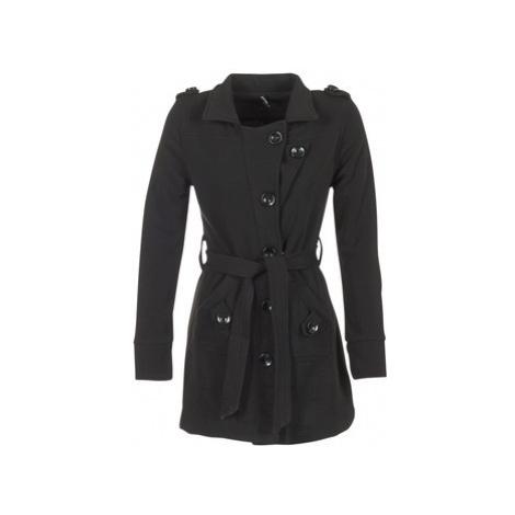 Smash JADEN women's Coat in Black