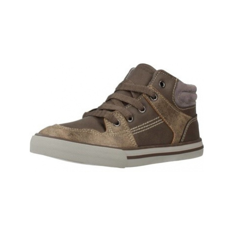 Chicco 1062596C boys's Children's Shoes (High-top Trainers) in Brown
