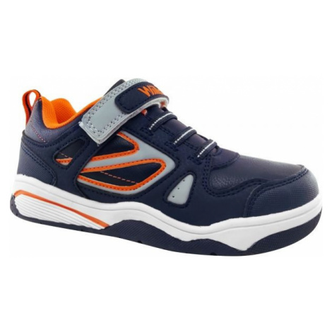 Willard RUSPY dark blue - Kids' leisure footwear