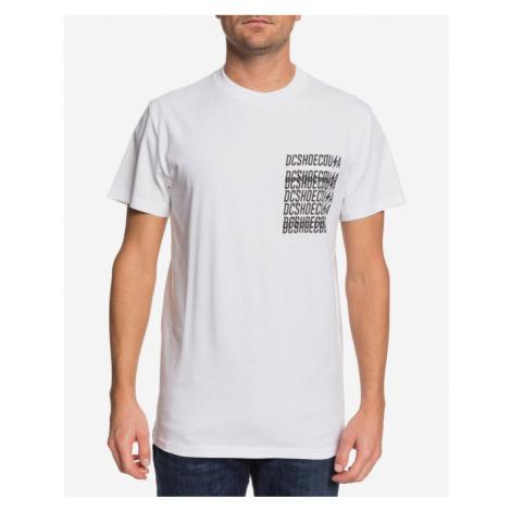 DC Molow Tuff T-shirt White