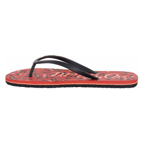O'Neill FW PROFILE GRAPHIC SANDALS red - Women's flip flops