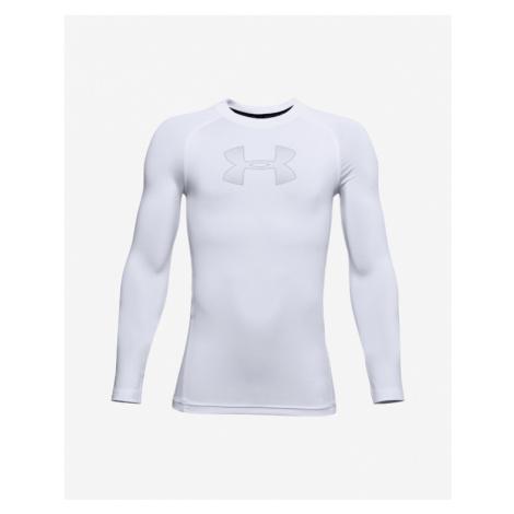 Under Armour HeatGear® Armour Kids T-shirt White
