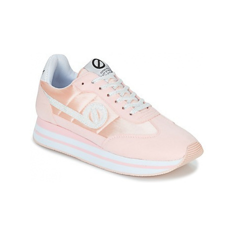 No Name EDEN JOGGER women's Shoes (Trainers) in Pink