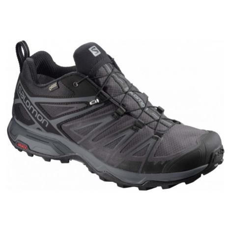 Salomon X ULTRA 3 GTX black - Men's hiking shoes