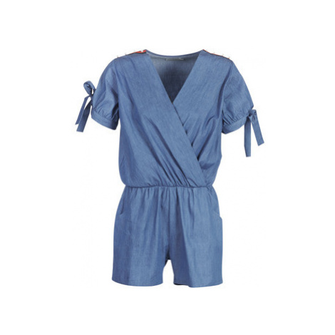 Molly Bracken MOLLIOTETTE women's Jumpsuit in Blue