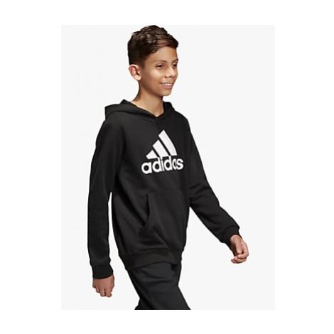 Adidas Boys' Big Logo Hoodie