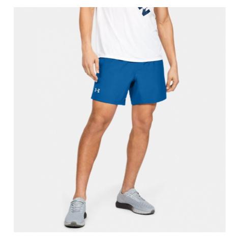 Men's UA Speed Stride Solid 18 cm Shorts Under Armour
