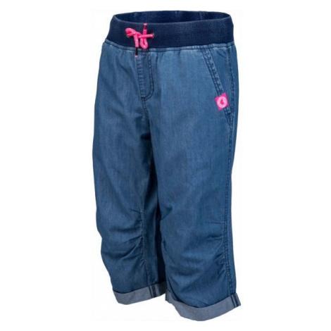 Lewro ORA blue - Children's 3/4 length pants