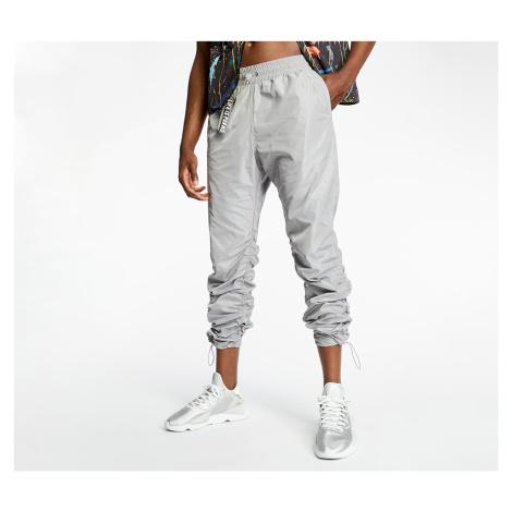 LIFE IS PORNO Windbreaker Pants Grey