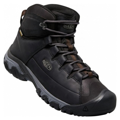 Keen TARGHEE LACE BOOT black - Men's winter hiking shoes