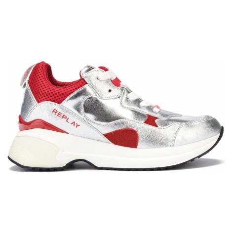 Replay Camrose Sneakers Silver