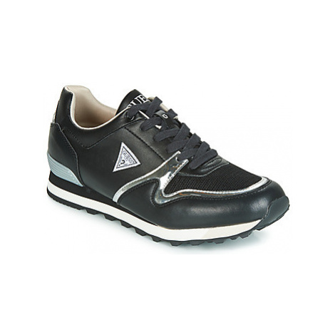 Guess NEW CHARLIE men's Shoes (Trainers) in Black