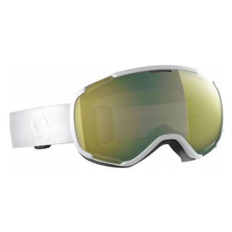 Scott FAZE II white - Ski goggles