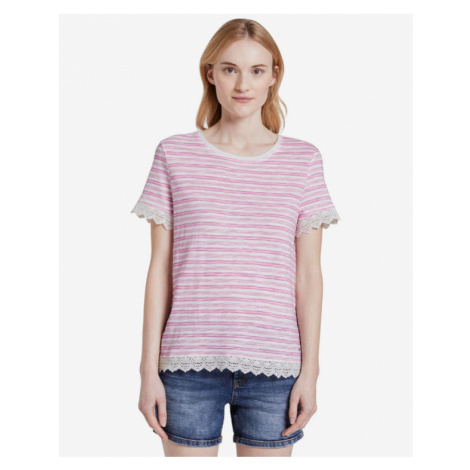 Tom Tailor Denim T-shirt Pink