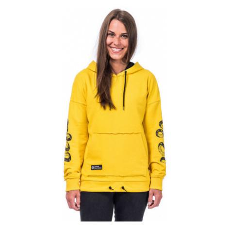 Horsefeathers DUA SWEATSHIRT yellow - Women's sweatshirt