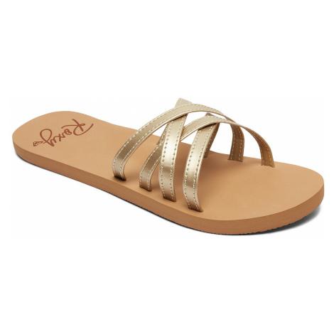 shoes Roxy Abbie - BRZ/Bronze - women´s