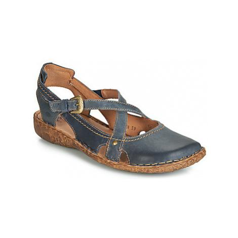 Josef Seibel ROSALIE 13 women's Sandals in Blue