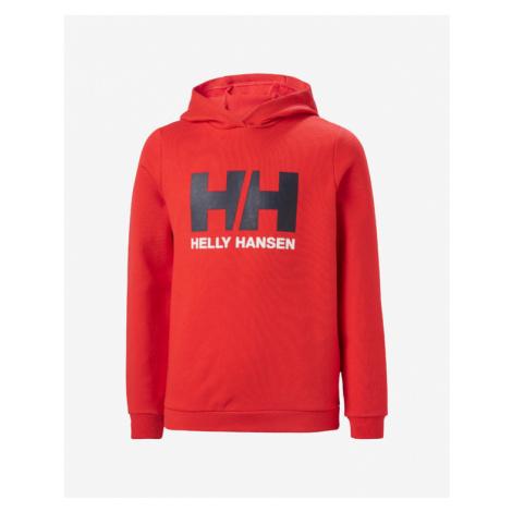 Helly Hansen Kids Sweatshirt Red