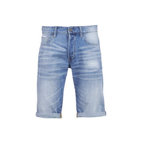 G-Star Raw 3302 12 men's Shorts in Blue
