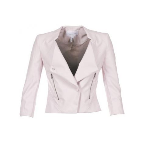 BCBGeneration 616937 women's Jacket in Pink