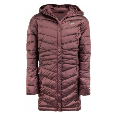 ALPINE PRO EASO 3 - Children's quilted jacket