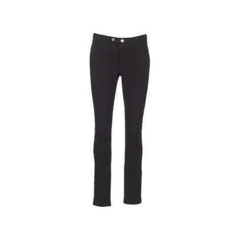 MICHAEL Michael Kors DOME STUD PLTD PANT women's Skinny Jeans in Black