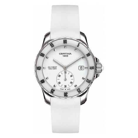 Certina Watch DS First Lady Ceramic Quartz