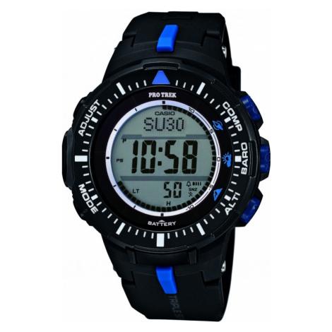Mens Casio Pro-Trek Alarm Chronograph Watch PRG-300-1A2ER