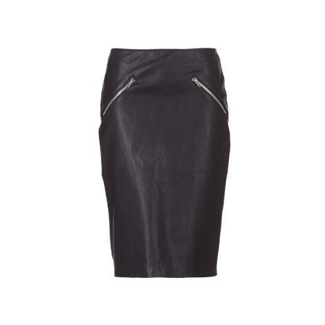 Moony Mood EVALAN women's Skirt in Black
