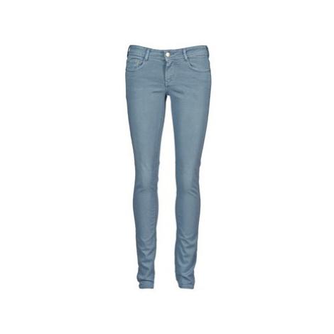 Cimarron LANA BULLDENIM women's Skinny Jeans in Blue