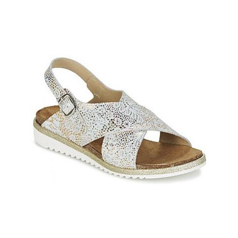 Citrouille et Compagnie GLATINO girls's Children's Sandals in Gold