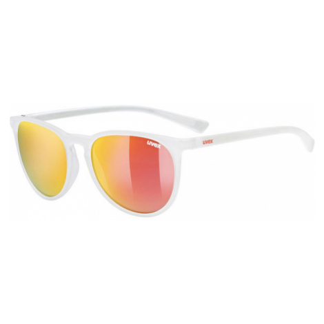 Uvex LGL 43 white - Lifestyle sunglasses