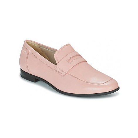 Vagabond MARILYN women's Loafers / Casual Shoes in Pink