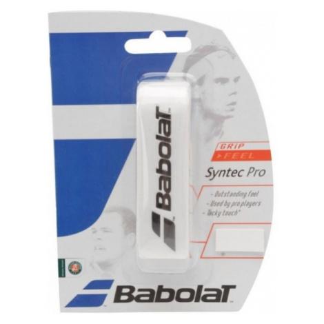 Babolat SYNTEC PRO GRIP WHITE - Tennis grip