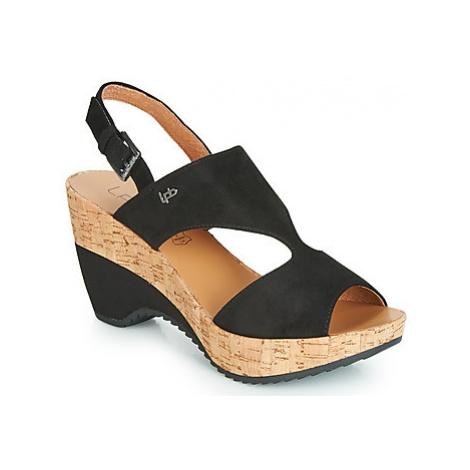 Les Petites Bombes JACINTHE women's Sandals in Black