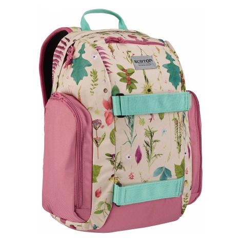 backpack Burton Metalhead - Creme Brulee Oakledge Floral - unisex junior