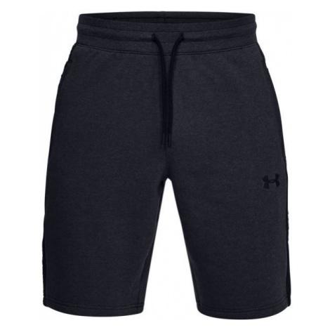 Under Armour MICROTHREAD FLEECE SHORT black - Men's shorts