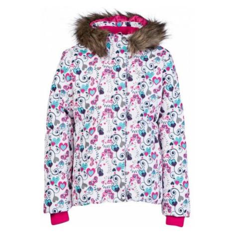 Lewro LATA white - Kids' winter jacket