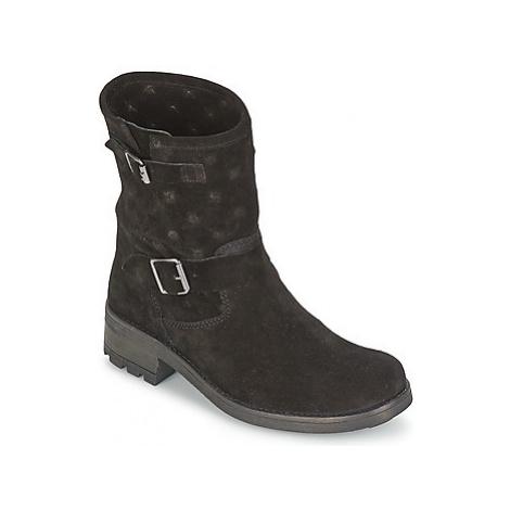 Naf Naf XHNX70A18 women's Mid Boots in Black