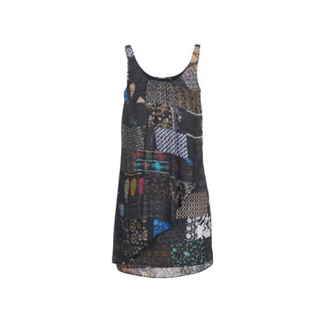 Desigual PAOLDER women's Dress in Grey