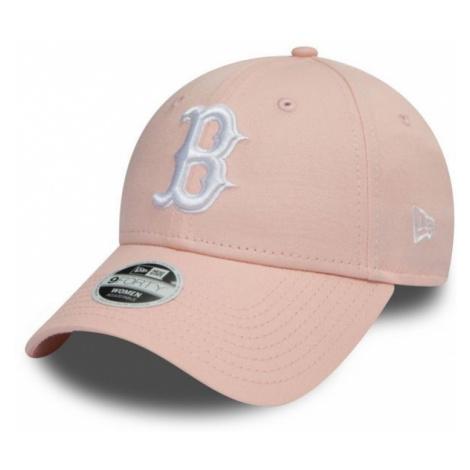 New Era 9FORTY W MLB LEAGUE ESSENTIAL BOSTON RED SOX pink - Women's club baseball cap