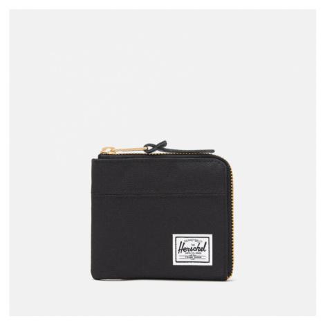 Herschel Supply Co. Men's Johnny Wallet - Black
