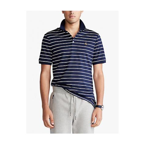 Polo Ralph Lauren Slim Fit Polo Shirt, Blue/Multi